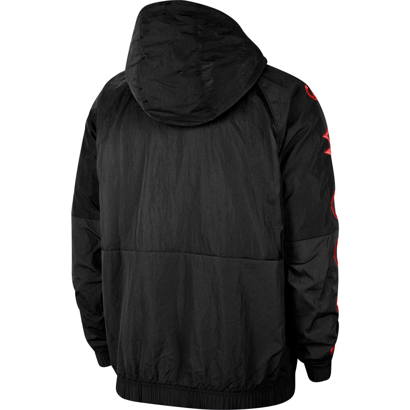 Nike Sportswear Swoosh  Erkek Siyah Sweathshirt