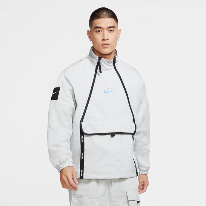 Nike Air Beyaz Erkek Eşofman Üstü