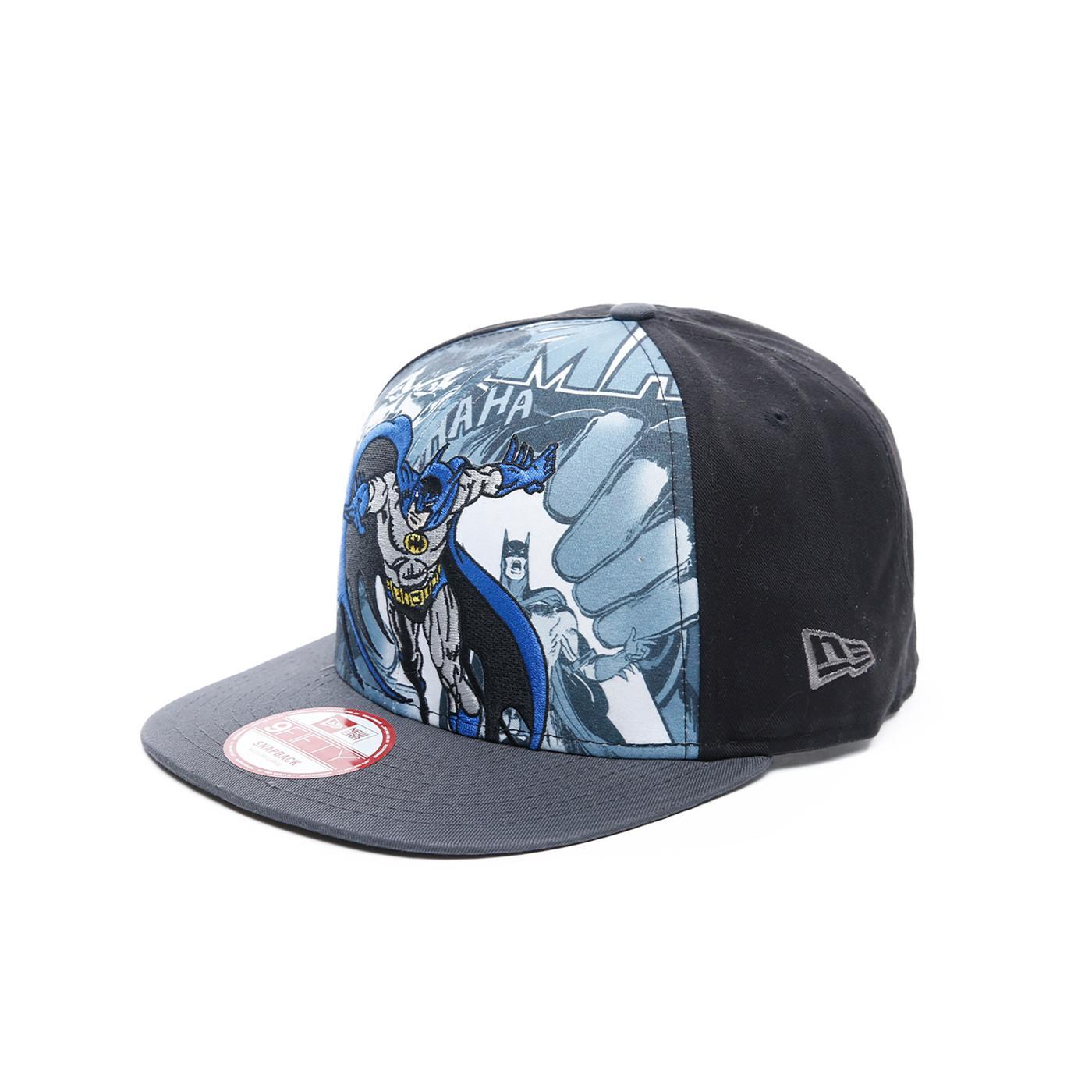 New Era 9Fifty Hero Breakout Batman Unisex Siyah Şapka