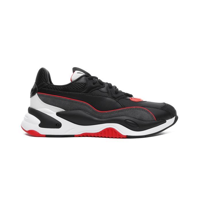 Puma RS-2K Messaging Erkek Siyah Spor Ayakkabı