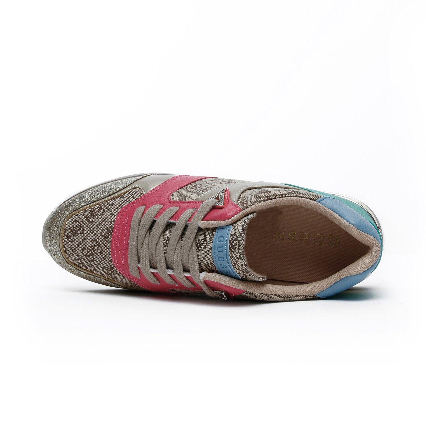 Guess Motiv Kadın Spor Ayakkabı