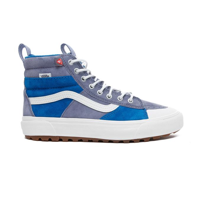 Vans SK8-Hi MTE 2.0 DX Erkek Gri-Mavi Sneaker