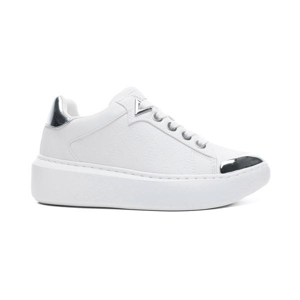 Guess Brandyn Kadın Beyaz Spor Ayakkabı
