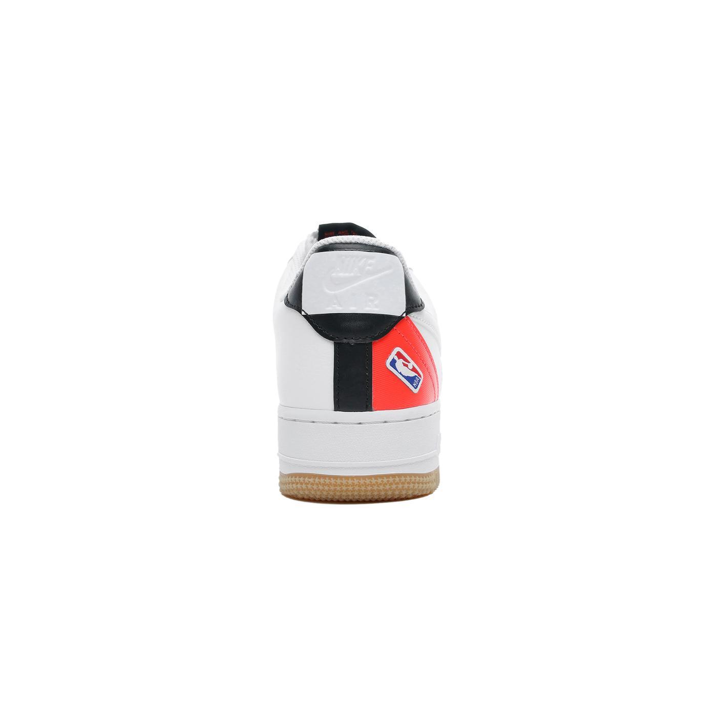 Air Force 1 '07 Lv8 Erkek Beyaz Spor Ayakkabı