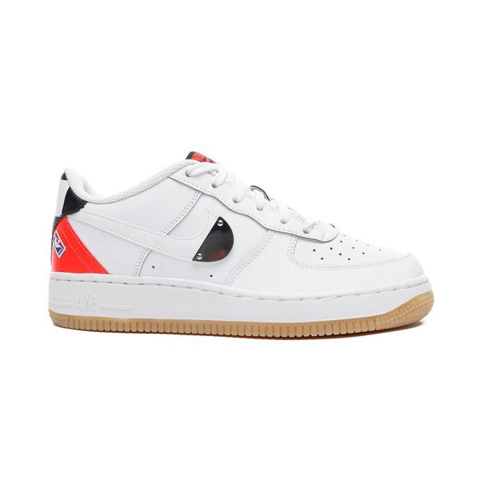 Nike Air Force 1 LV8 1 Kadın Siyah Spor Ayakkabı