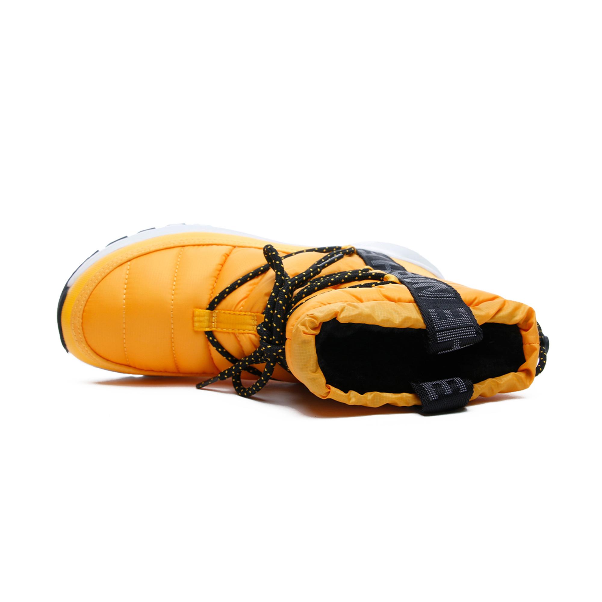 The North Face Thermoball Lace-Up Kadın Sarı Bot