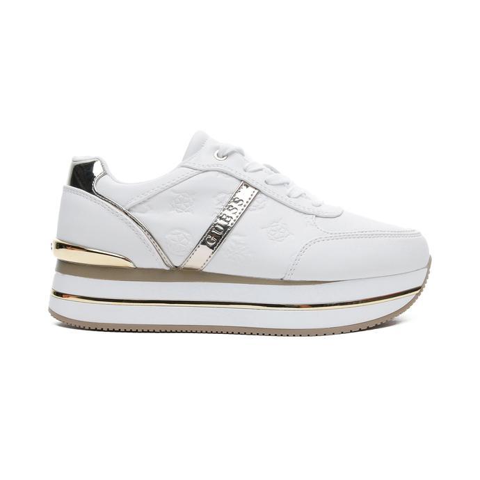 Guess Dafnee Kadın Beyaz Spor Ayakkabı