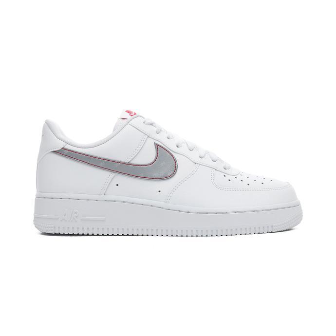 Nike Air Force 1 07 Reflective Erkek Beyaz Spor Ayakkabı
