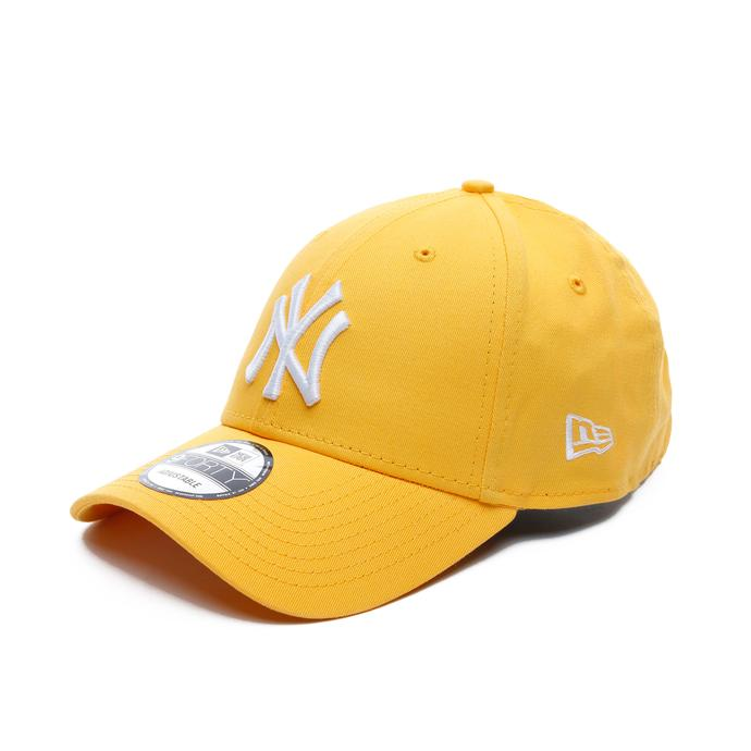 New Era New York Yankees 940 9Forty Unisex Turuncu Şapka