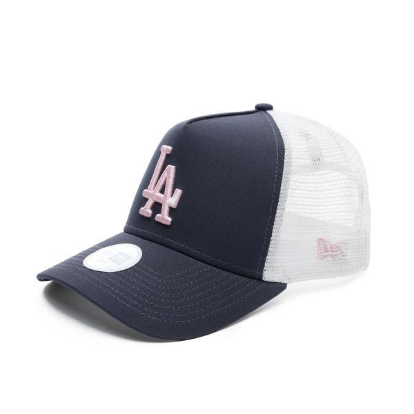 New Era Los Angeles Dodgers Unisex Siyah-Beyaz Şapka