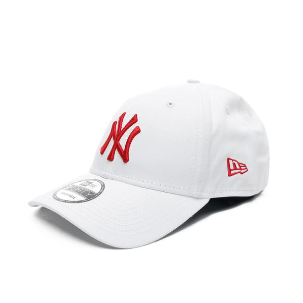 New Era New York Yankees 940 Unisex Beyaz Şapka