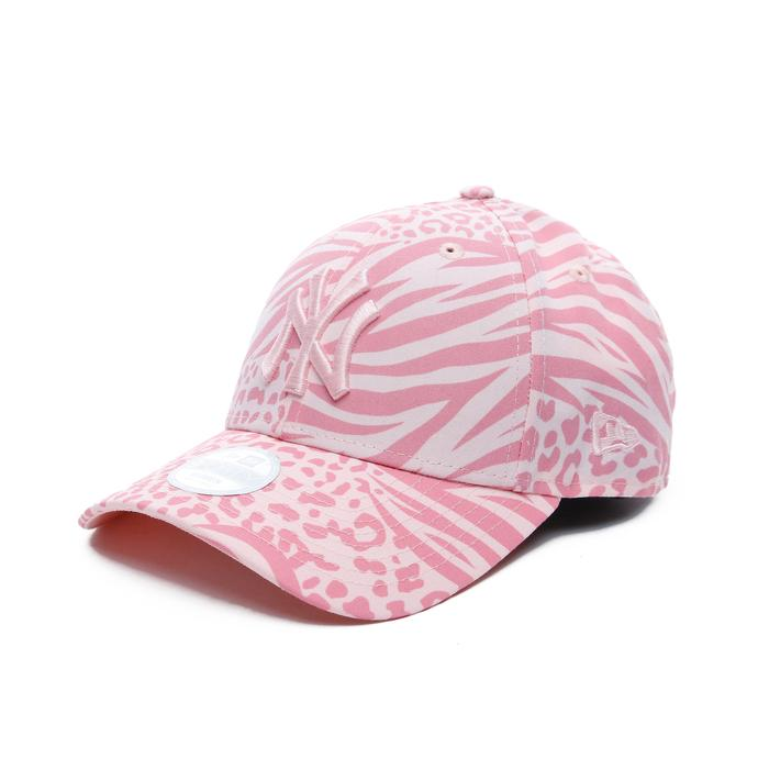 New Era New York Yankees 940 Unisex Pembe Şapka