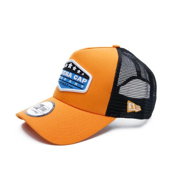 New Era Unisex Turuncu Şapka