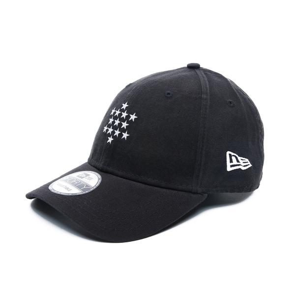 New Era Unisex Siyah Şapka