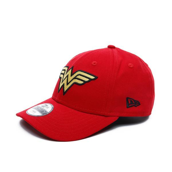 New Era Wonder Woman Çocuk Kırmızı Şapka