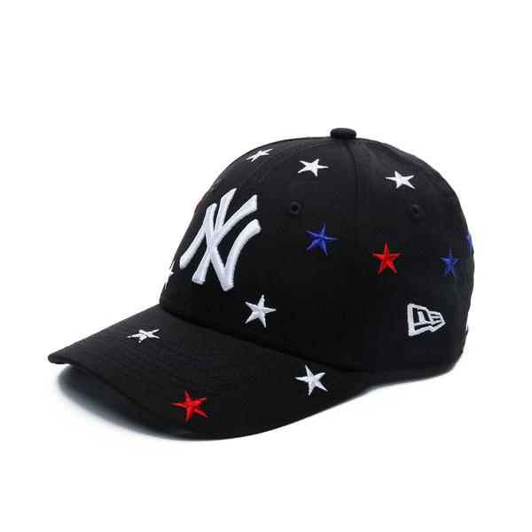 New Era New York Yankees 940 Çocuk Siyah Şapka