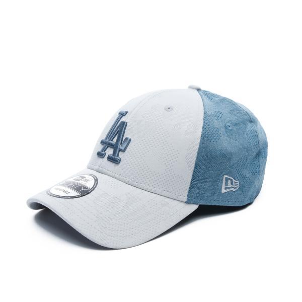 New Era Los Angeles Dodgers 940 Unisex Krem-Mavi Şapka