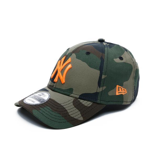 New Era New York Yankees 940 Unisex Yeşil Şapka