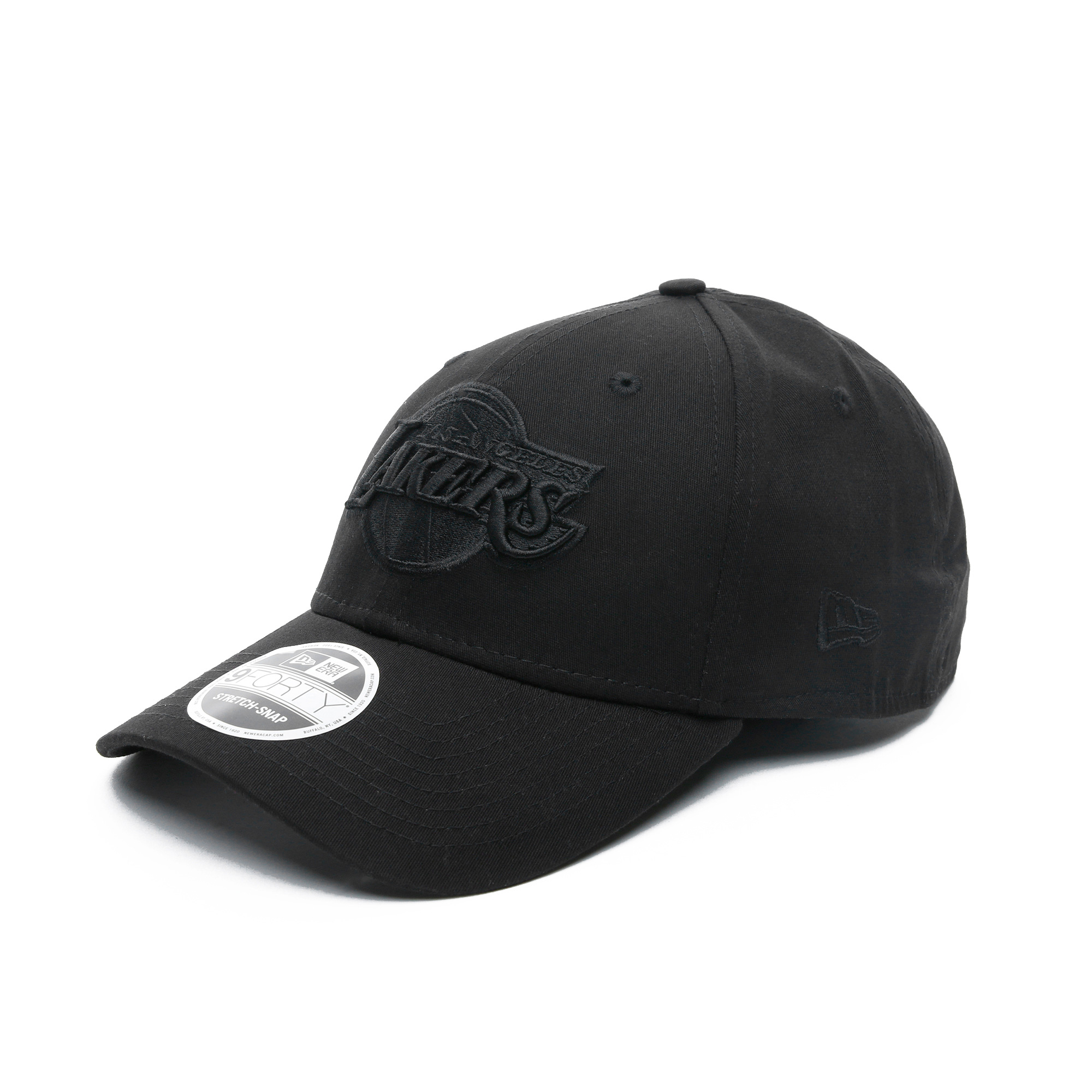 New Era Los Angeles Lakers 940 Çocuk Siyah Şapka