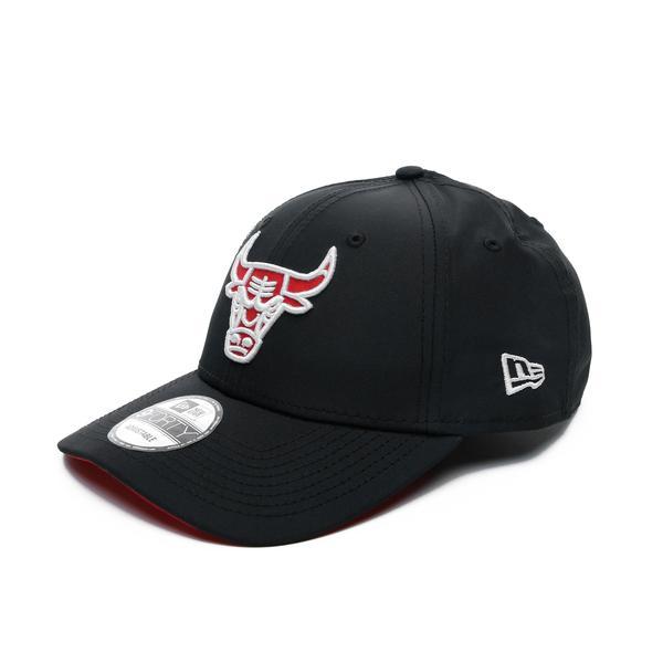 New Era Chicago Bulls 940 Unisex Siyah Şapka