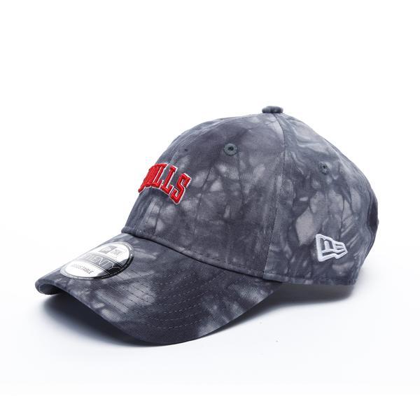 New Era Team Tie Chicago Bulls Unisex Siyah Şapka