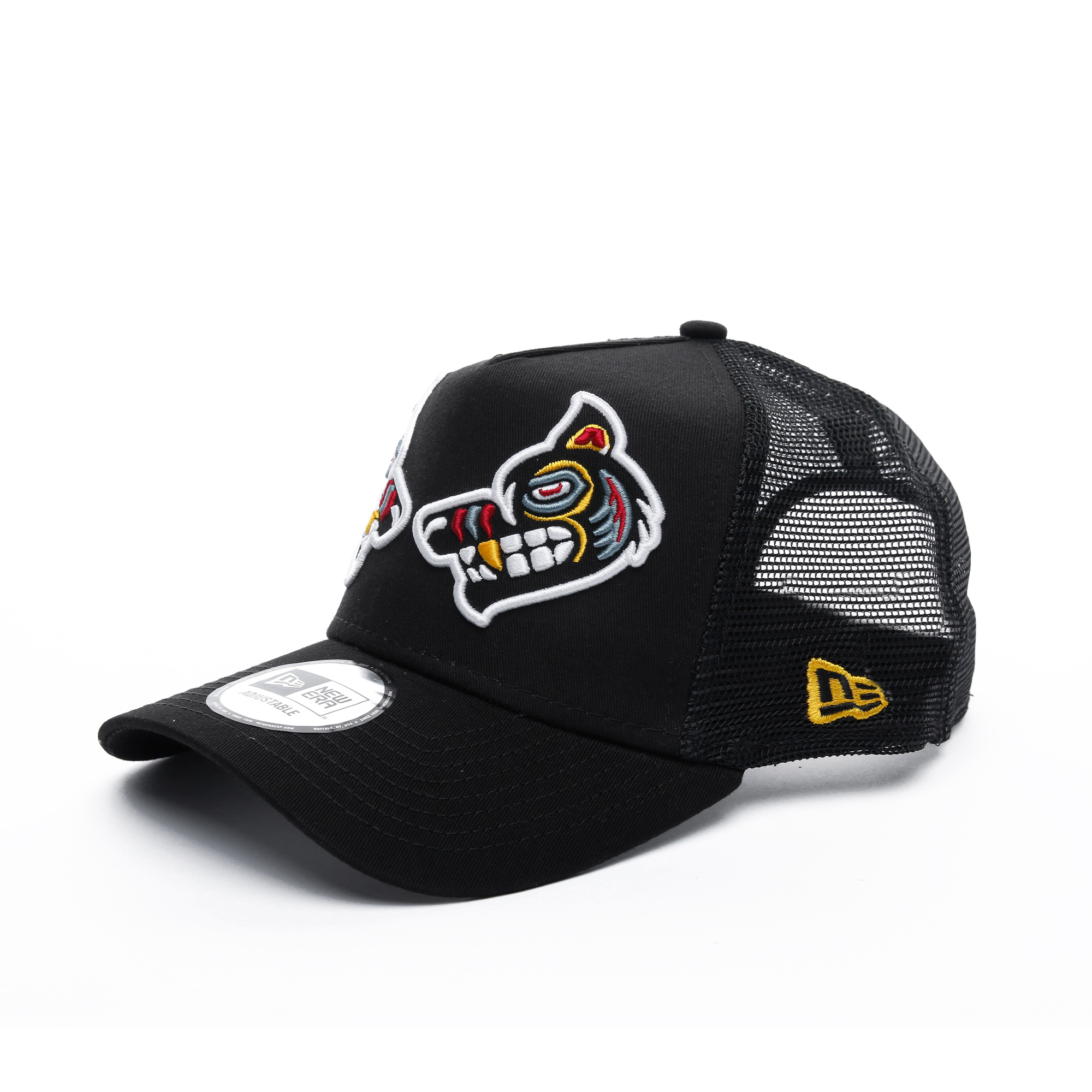 New Era Ne Tattoo Pack Af Trucker Unisex Siyah Şapka