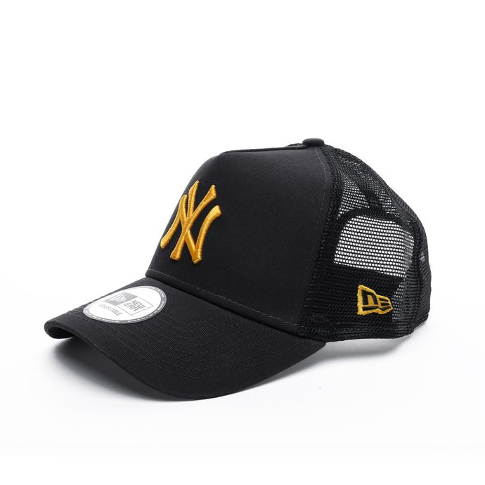 New Era League Essential Af Trucker New York Yankees Unisex Lacivert Şapka
