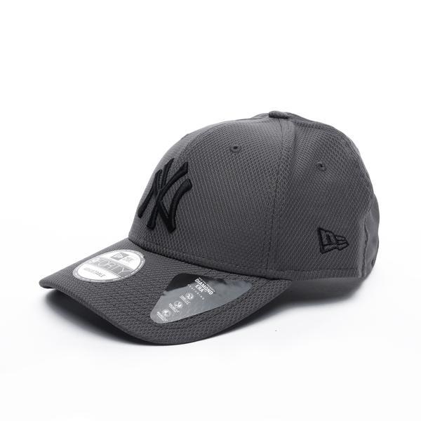 New Era Diamond Era Essential 9Forty New York Yankees Unisex Gri Şapka