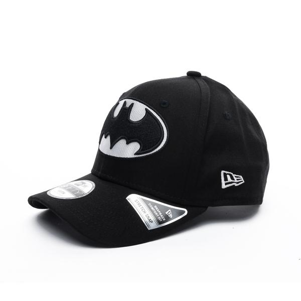 New Era Kids Superhero 9Fifty Batman Çocuk Siyah Şapka