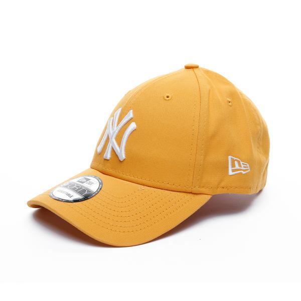 New Era League Essential Kids 940 New York Yankees Çocuk Turuncu Şapka