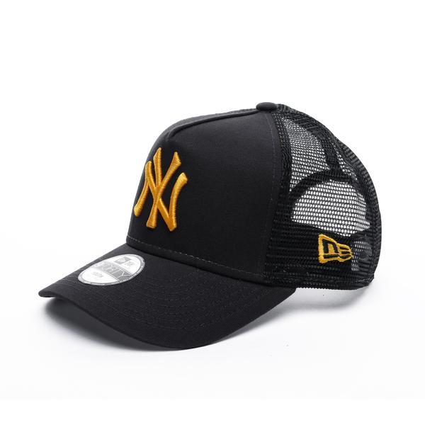 New Era League Essen Kids New York Yankees Çocuk Turuncu Şapka