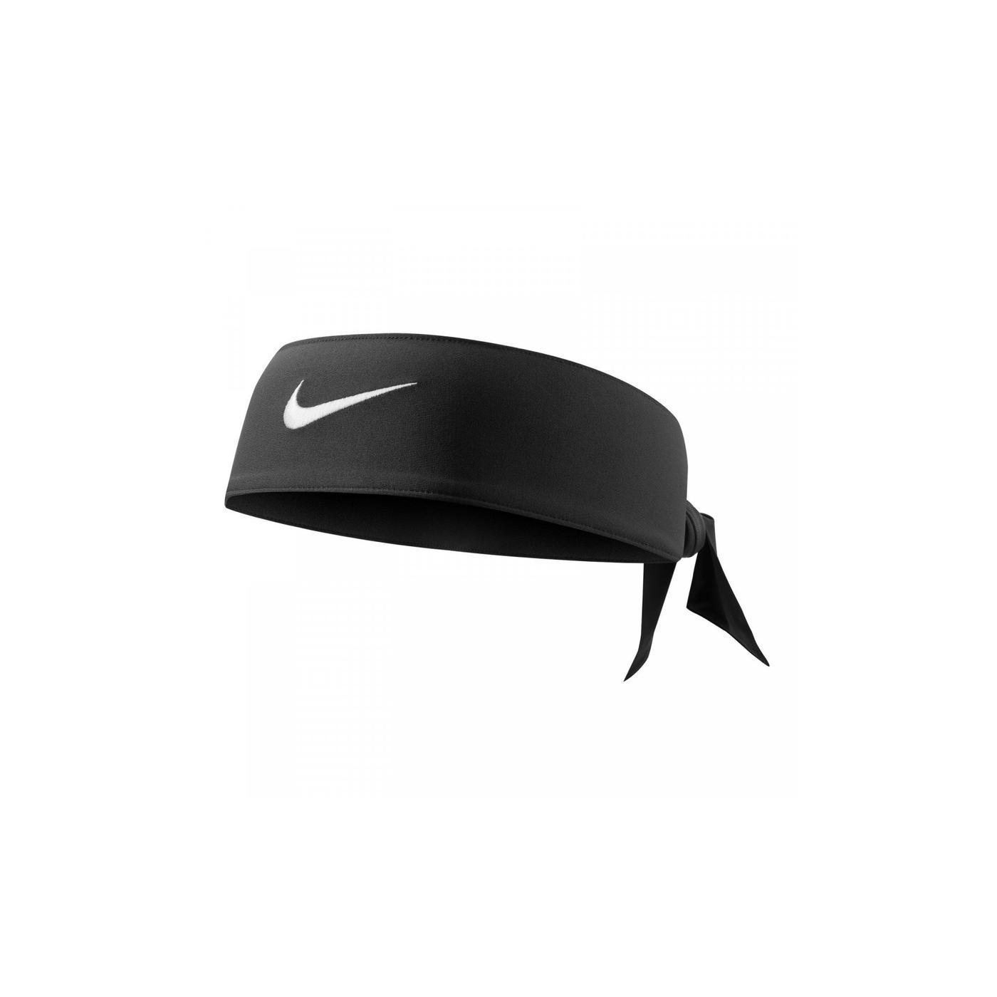 Nike Dri-Fit 3.0 Unisex Siyah Kafa Bandı