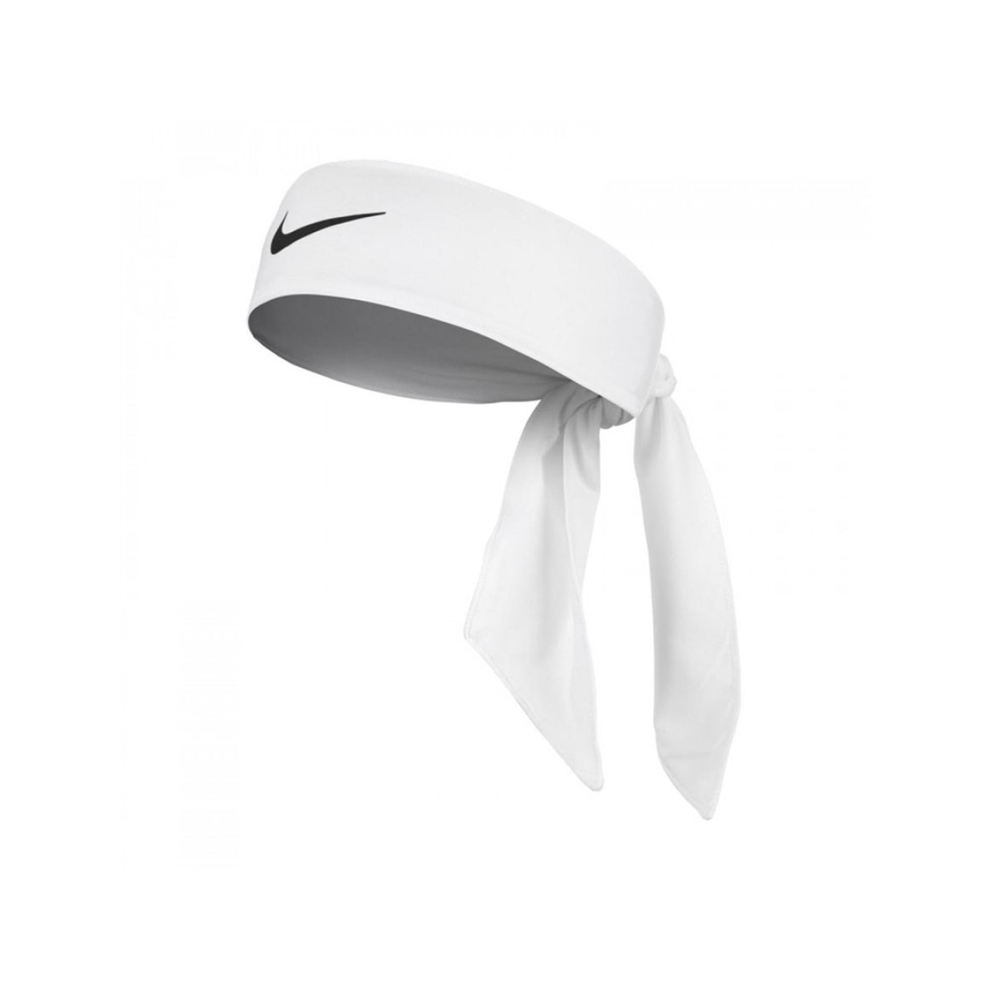Nike Dri-Fit 3.0 Unisex Beyaz Kafa Bandı