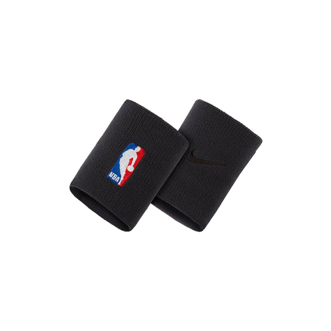 Nike NBA Siyah Bileklik