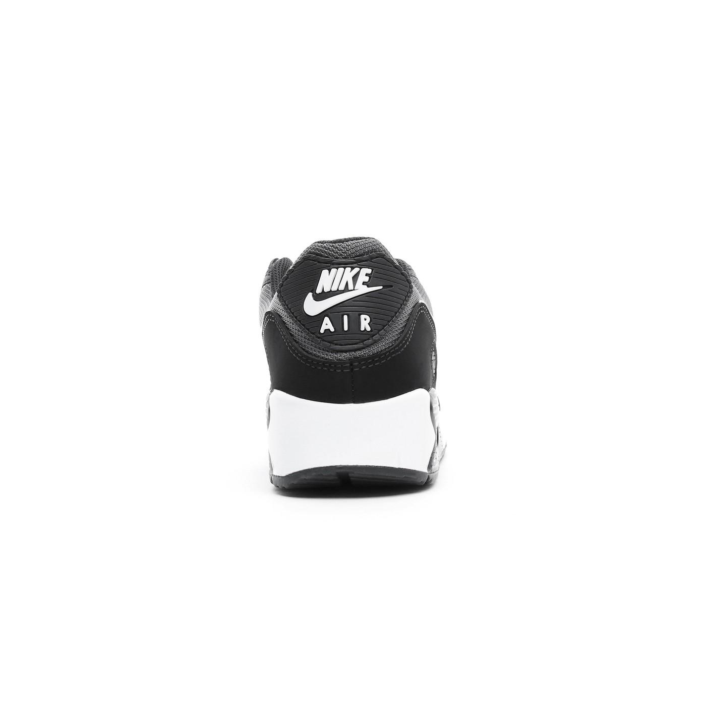 Nike Air Max 90 Erkek Siyah Spor Ayakkabı