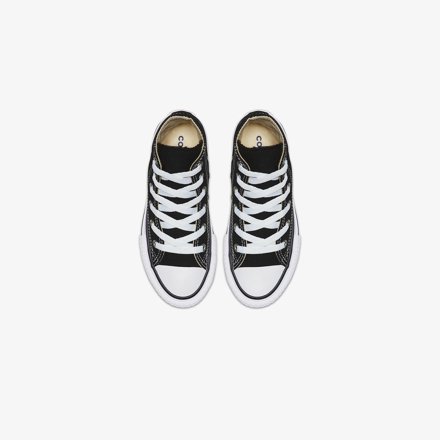 Converse Chuck Taylor All Star Hi Çocuk Siyah Sneaker