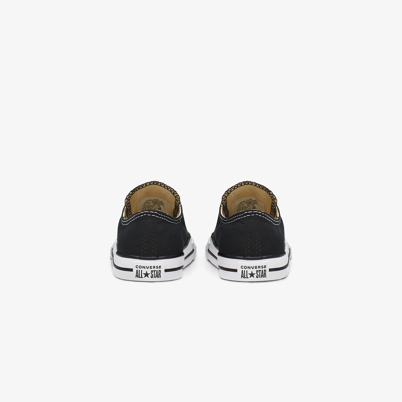 Converse Chuck Taylor All Star Bebek Siyah Sneaker