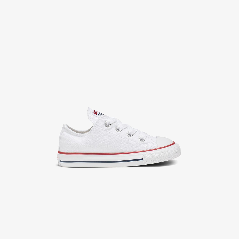 Converse Chuck Taylor All Star Bebek Beyaz Sneaker