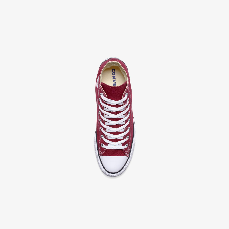 Converse Chuck Taylor All Star Seasonal Hi Unisex Bordo Sneaker