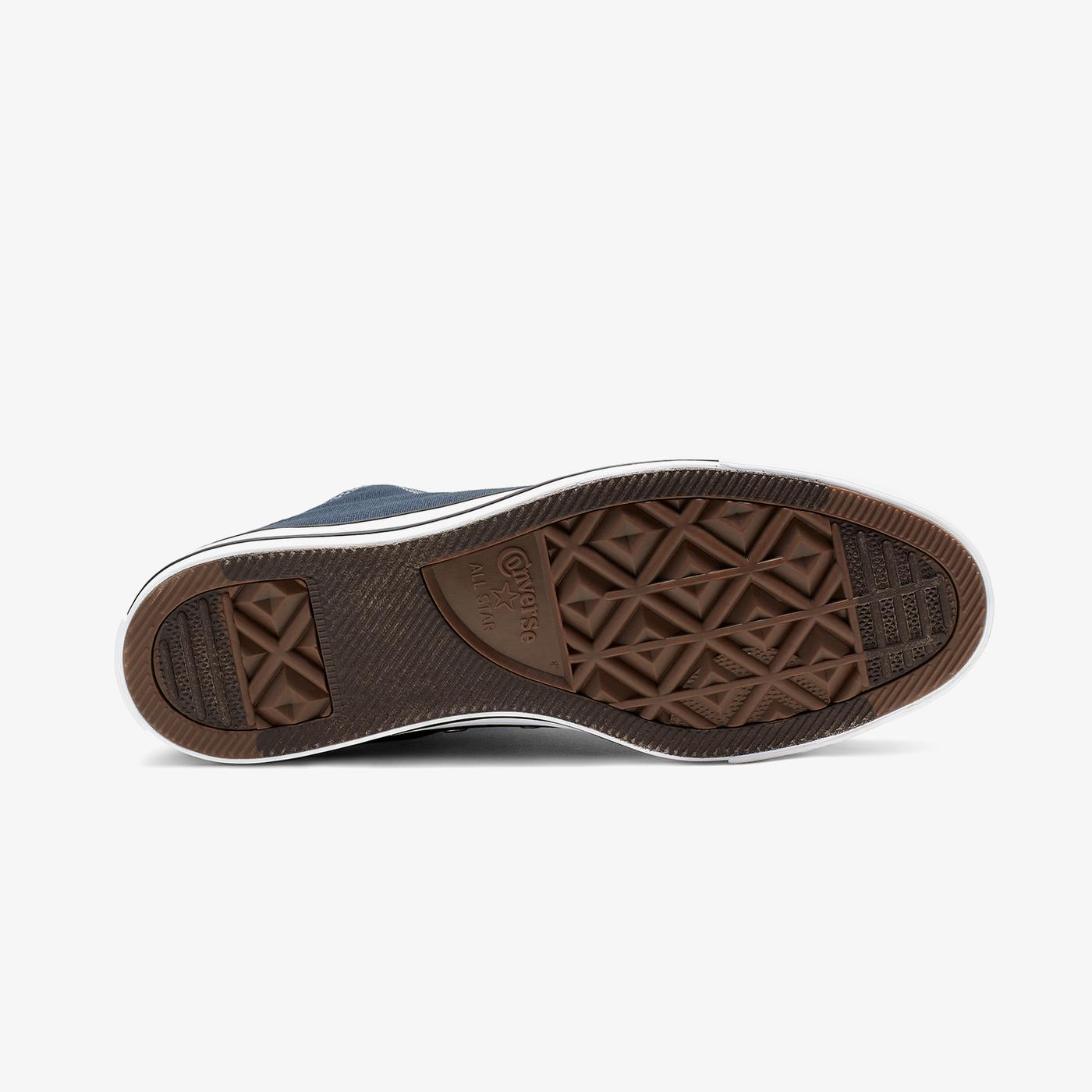 Converse Chuck Taylor All Star Hi Unisex Mavi Sneaker
