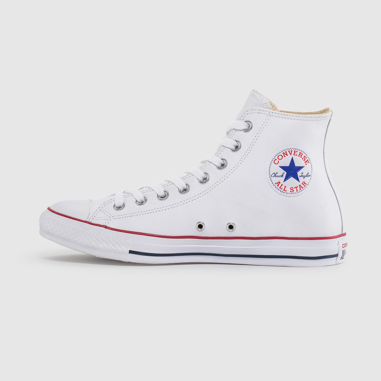 Converse Chuck Taylor All Star Hi Unisex Beyaz Sneaker