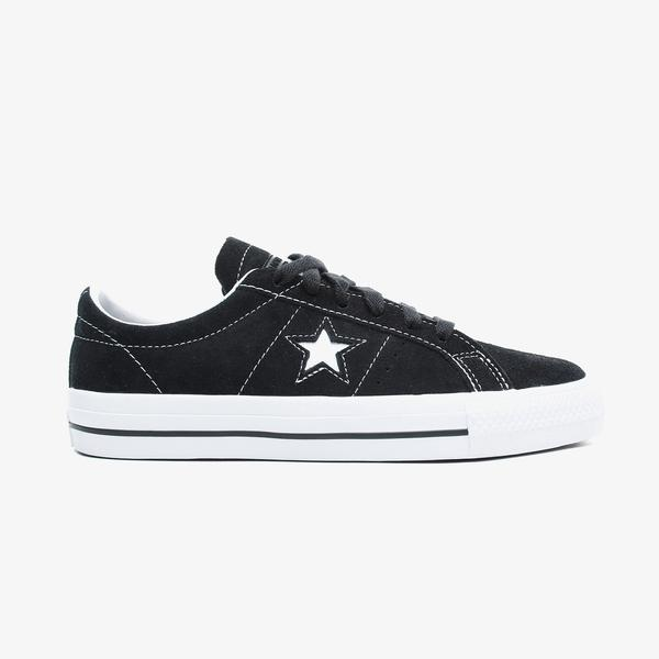 Converse One Star Pro Unisex Siyah Sneaker