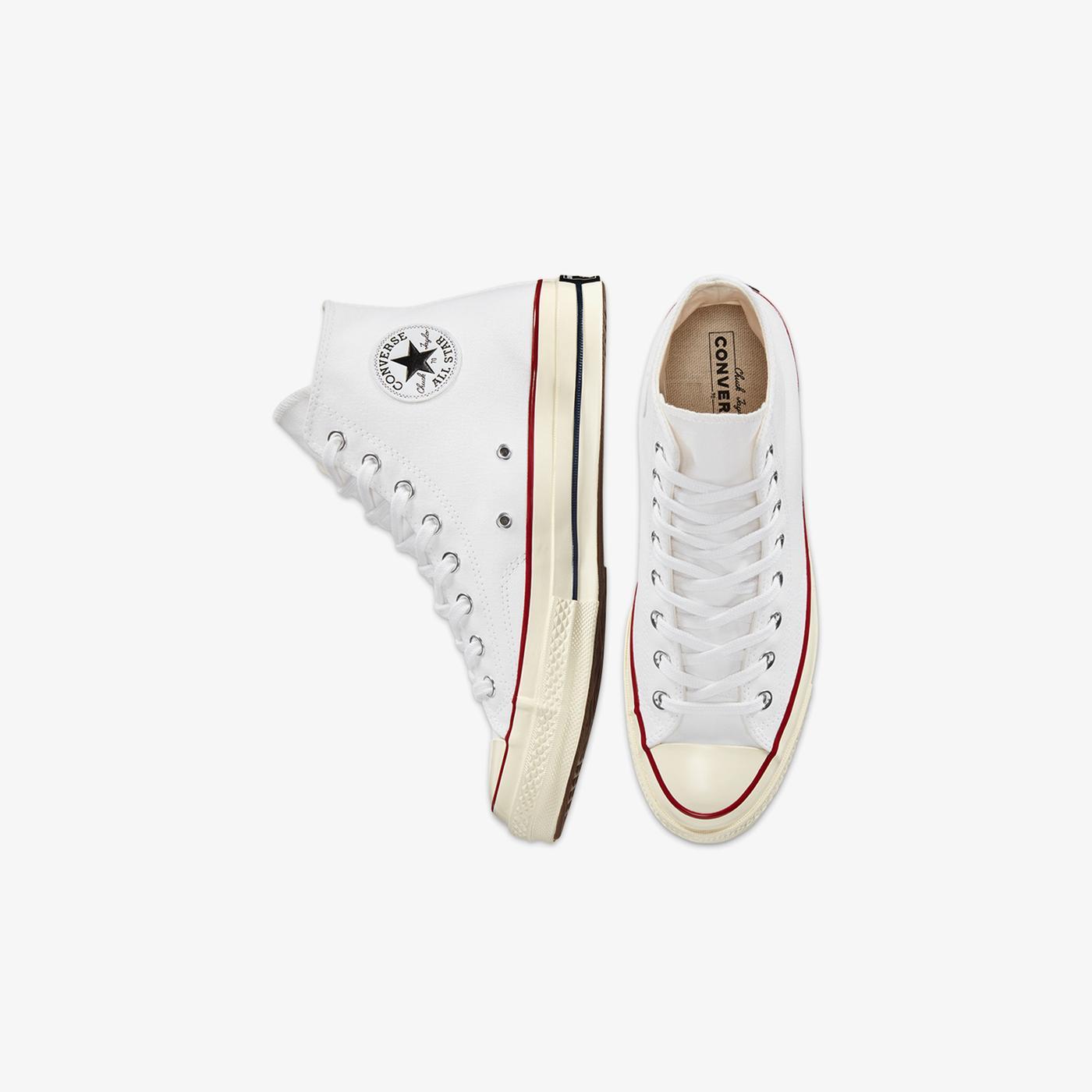 Converse Chuck 70 Hi Unisex Beyaz Sneaker