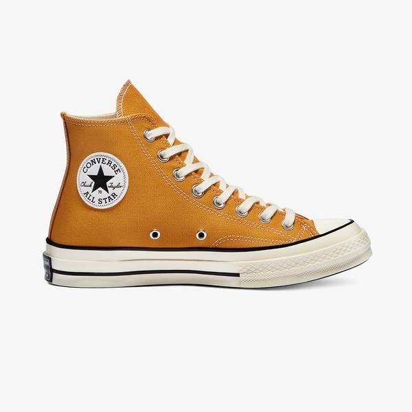Converse Chuck 70 Hi Unisex Sarı Sneaker