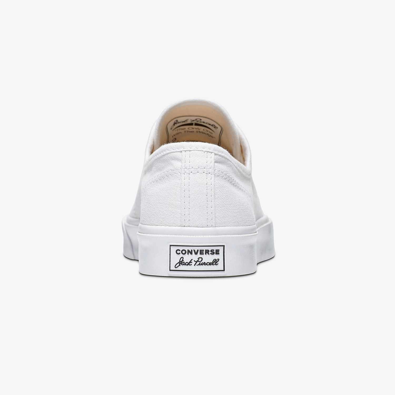 Converse Jack Purcell 1St in Class Erkek Beyaz Sneaker
