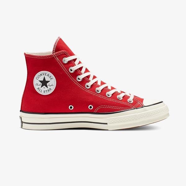 Converse Chuck 70 Hi Unisex Kırmızı Sneaker