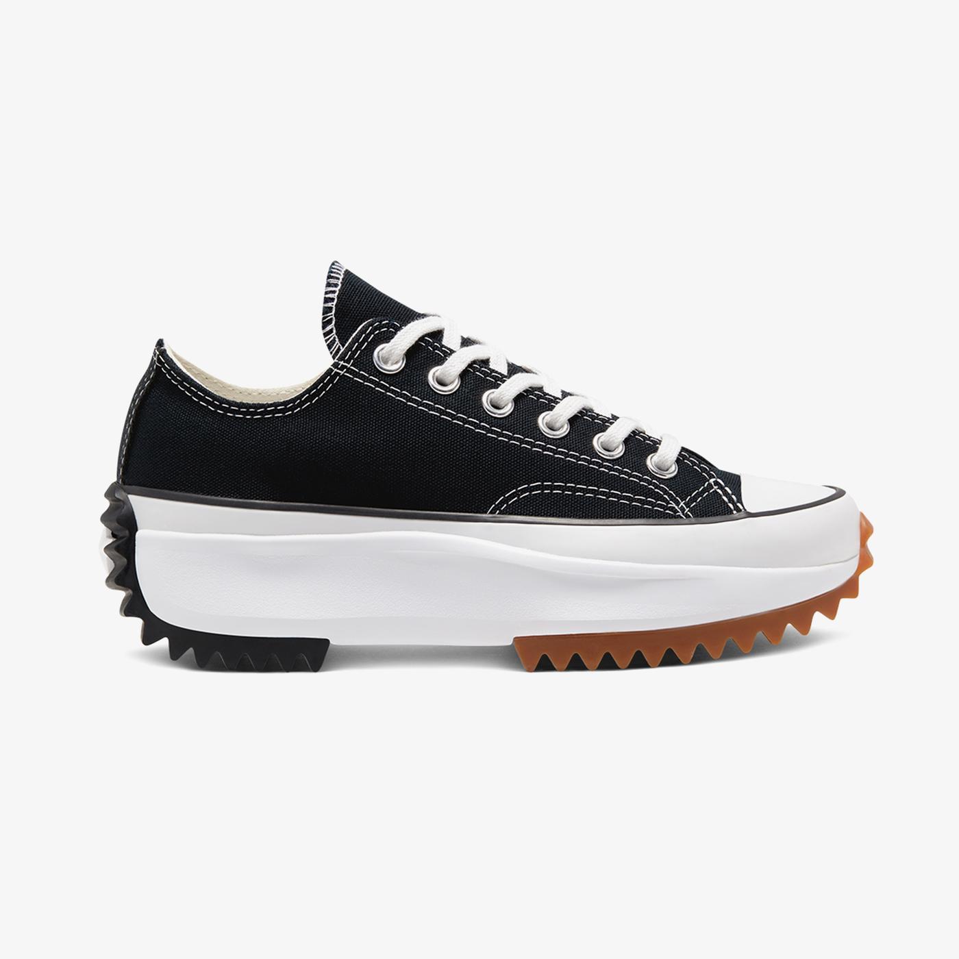 Converse Run Star Hike Platform Unisex Siyah Sneaker