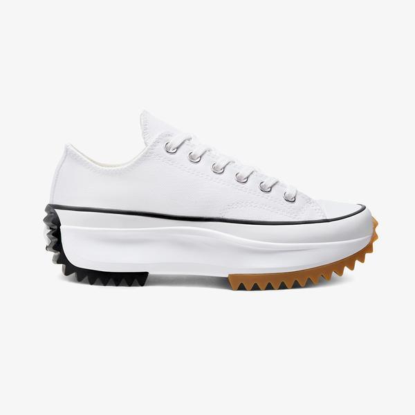 Converse Run Star Hike Platform Unisex Beyaz Sneaker