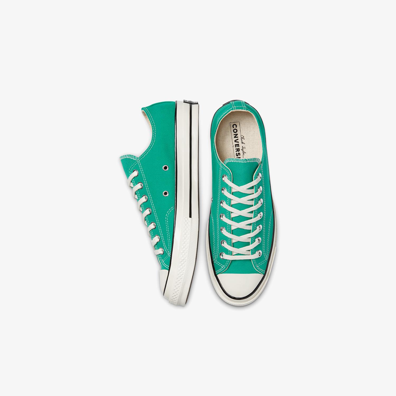 Converse Chuck 70 Recycled Canvas Kadın Yeşil Sneaker