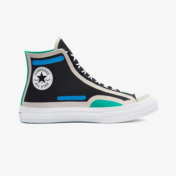 Converse Chuck 70 Trail Hi Unisex Siyah Sneaker